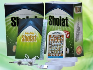 audiosholat-paket