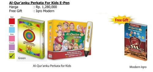 AlQuranKu ForKids-Epen-Iqro