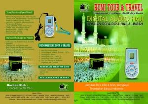 Contoh co-branding-travelRumi-cover