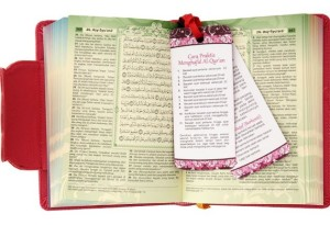 AlQuran Azalia agenda-isi